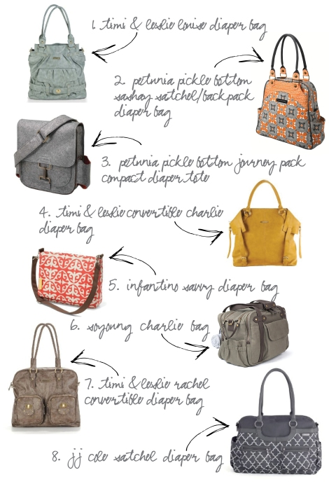 Blog Style Posts diaper bags